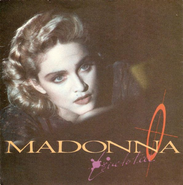 MADONNA Live To Tell Vinyl Record 7 Inch Sire 1986